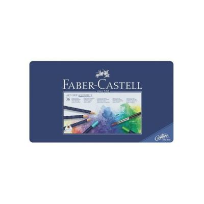 FABER CASTELL X 36 ART GRIP AQUARELLE WATERCOLOUR PENCILS CRAYON COULEUR ART ARTISTE DESSIN PRO COMASOUND KARTEL 4005401142362 CSK ONLINE
