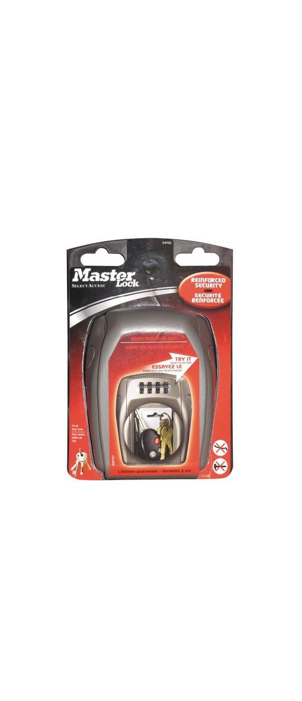 MASTER LOCK 5415D GARDE CLES CODE  CARAVANING TRUCK 3520190935113 SECURITY DOOR WAREHOUSE GARDEN PARKING BOX SHOP STORE COMASOUND KARTEL CSK ONLINE