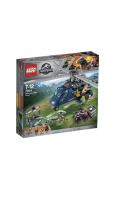 LEGO JURASSIC WORLD BLUE'S HELICOPTER PURSUIT 75928 JOUET JEU JEUX ITEM 6212613 CONSTRUCTION ENFANT NOEL NEUF 5702016110234 COMASOUND KARTEL CSK ONLINE