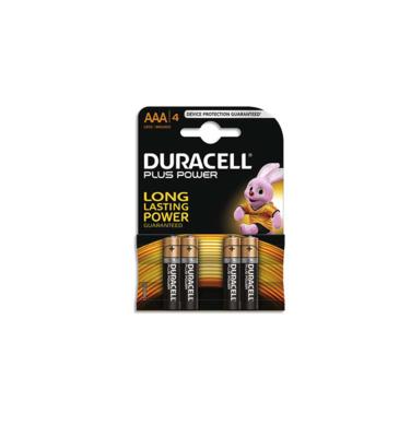 DURACELL PLUS POWER AAA 4 LR3 LR03 MN2400 PILE BATTERIE MONTRE HORLOGE JEUX JOUET MAISON BRICOLAGE  5000394115743 COMASOUND KARTEL CSK ONLINE