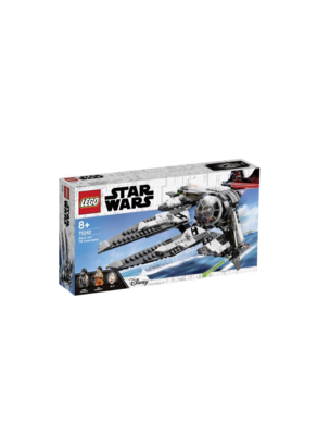 LEGO STAR WARS BLACK ACE TIE INTERCEPTOR DISNEY  JOUET JEU JEUX CONSTRUCTION ENFANT NOEL ITEM 6251722 NEUF 57020163706907 COMASOUND KARTEL 75242