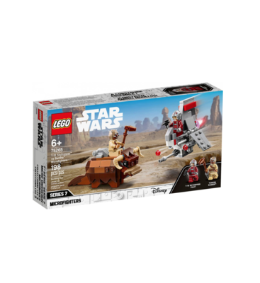 LEGO STAR WARS T-16SKYHOPPER VS BANTHA MICROFIGHTERS 75265 JOUET JEU JEUX ITEM 6288989 CONSTRUCTION ENFANT NOEL NEUF 5702016617115 COMASOUND KARTEL
