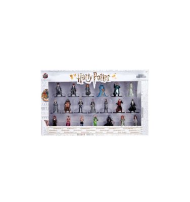 HARRY POTTER NANO METALFICS FIGURINE METAL COLLECTION  20 PCS JOUET JEU JEUX ENFANT NEUF 4006333061387 COMASOUND KARTEL CSK ONLINE