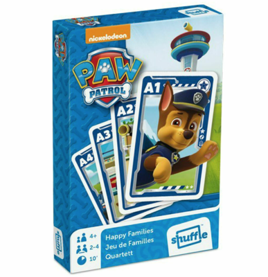 CARTAMUNDI CARTE PAW PATROL ACTION GAME JEU FAMILLE JEUX JOUET COLLECTION 5411068830433 COMASOUND KARTEL CSK ONLINE BOOSTER DISNEY