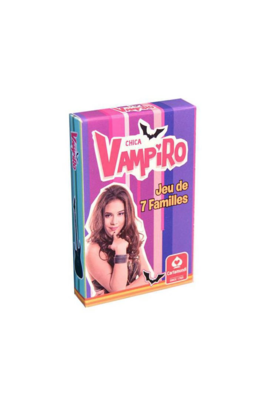 CARTAMUNDI CARTE CHICA VAMPIRO ACTION GAME FAMILLE JEU JEUX JOUET COLLECTION 3114524025450 COMASOUND KARTEL CSK ONLINE BOOSTER DISNEY