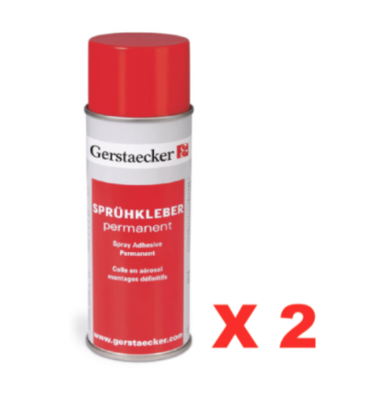 GERSTAECKER SPRAY PERMANENT COLLE PHOTO TRAVAUX  MONTAGE DEFINITIFS SPRAY AEROSOL BOMBE 400 ML ART SCHOOL PRO DECO 4028699062891 COMASOUND KARTEL CSK ONLINE