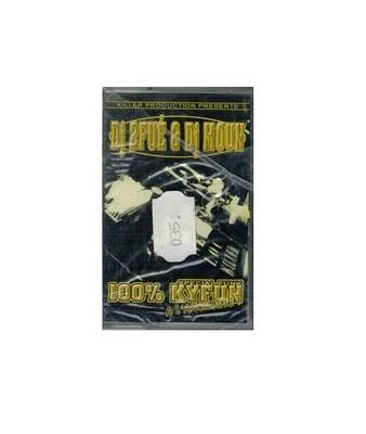 MIXTAPE DJ 2FUE & DJ MOUN 100% KYFUN SPECIAL FUNK A L ANCIENNE MIX TAPE RARE COLLECTOR SON MUSIC MUSIQUE COMASOUND KARTEL CSK ONLINE