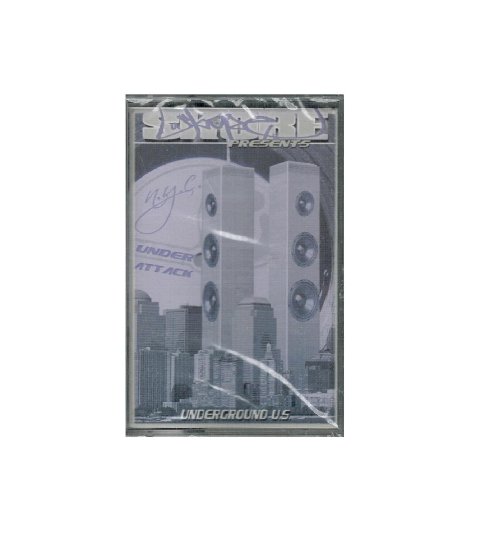 MIXTAPE SKORE N.Y.C UNDER ATTACK MIX TAPE RARE COLLECTOR SON MUSIC MUSIQUE COMASOUND KARTEL CSK ONLINE