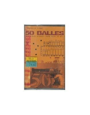 MIXTAPE NOUVELLE FIRME 50 BALLES ORIGINAL STREET TAPE FEAT 50 MC'S  MIX TAPE RARE COLLECTOR SON MUSIC MUSIQUE COMASOUND KARTEL CSK ONLINE