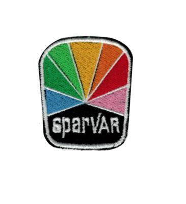 """SPARVAR """" SPRAY CAN"""