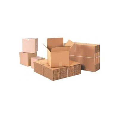 Scatola di cartone 600x400x600 10 pz