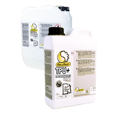 TPU PLUS - UREA PERFORMANCES TREATMENT FORMATO 6x2l