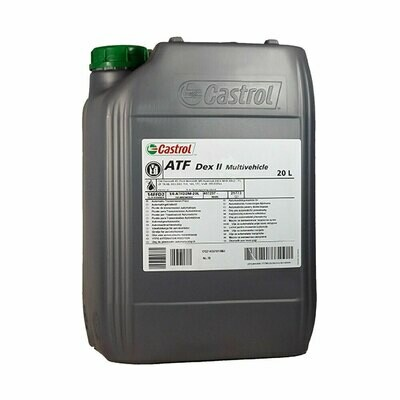ATF Dex II Multivehicle, 20L ER