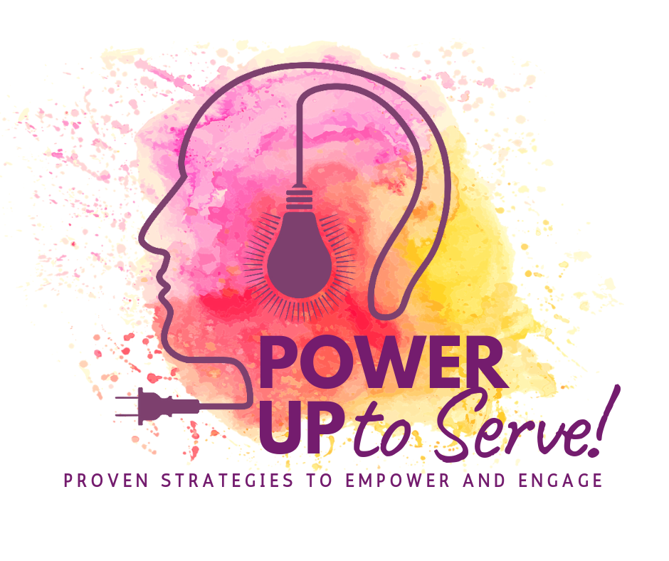 Power UP To Serve 3 Part Training Series