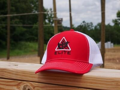 Red & White Hat