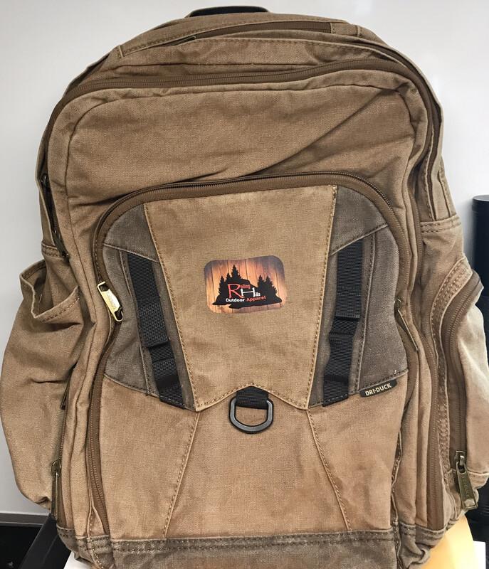 Dri-Duck Backpack