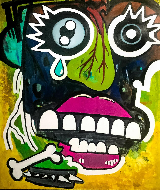 Franklin the Sugar Skull
