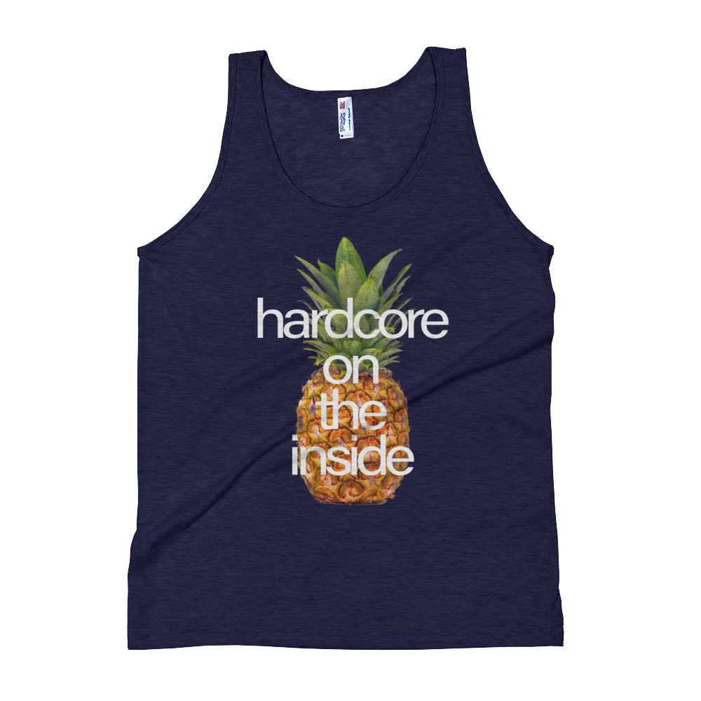 Hardcore on the Inside Pineapple Tank