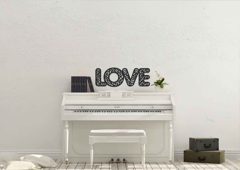 "Настенный декор ""LOVE"""