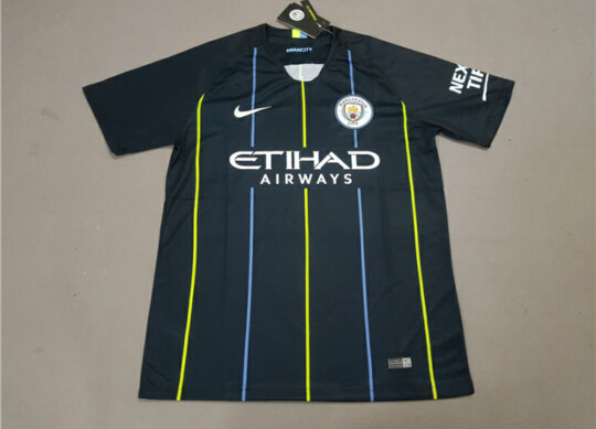 Manchester City 18/19