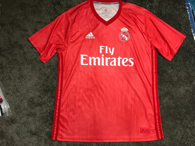 Real Madrid 18/19