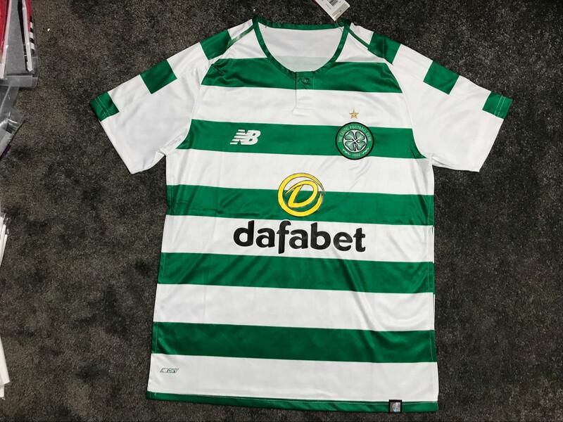 Celtic 18/19