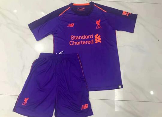Liverpool 18/19