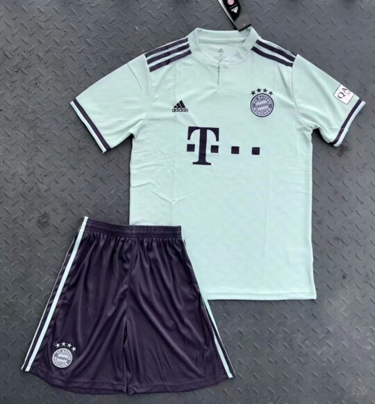 Bayern Monaco 18/19