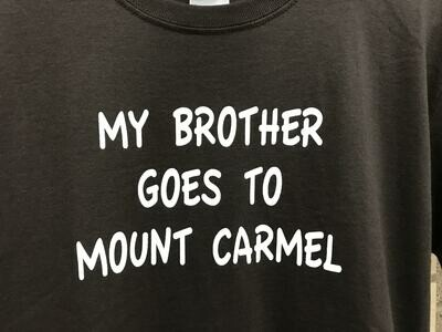 Youth  Bro. T-shirt Brown