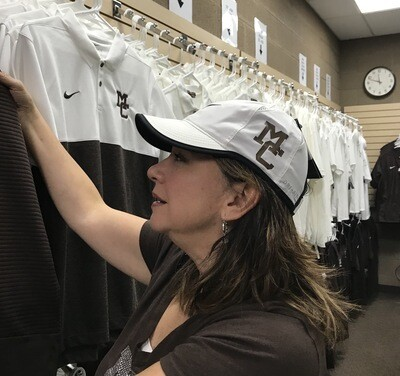 Women's Cap White Nike