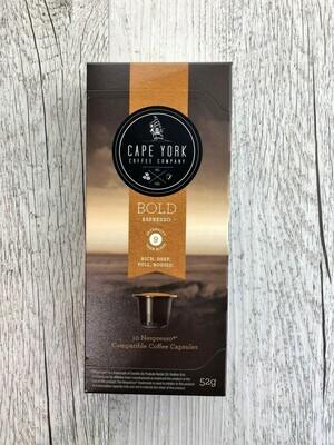 Cape York - Bold - Epresso