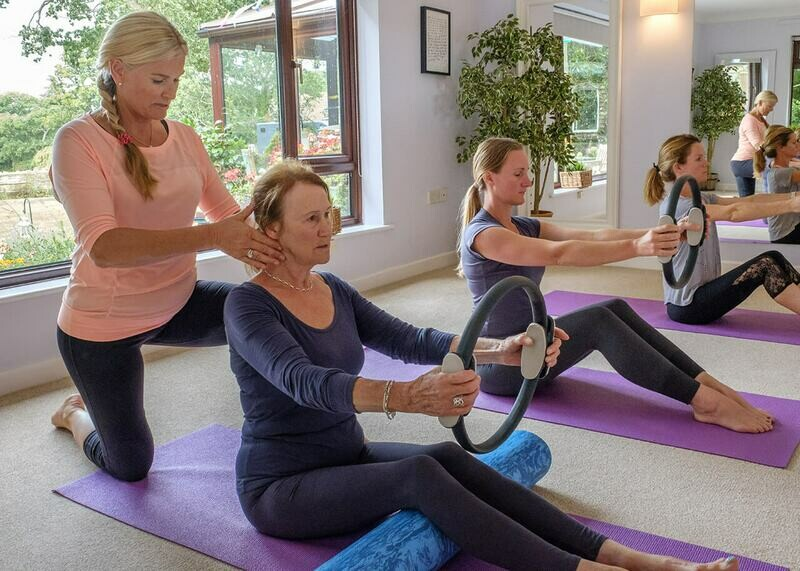 Pilates 6 week classes