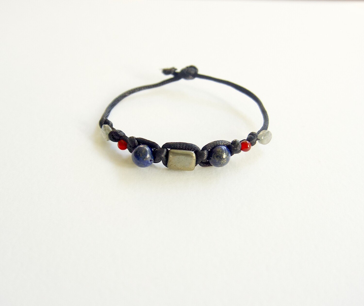 Protection from Negativity Bracelet Lapis