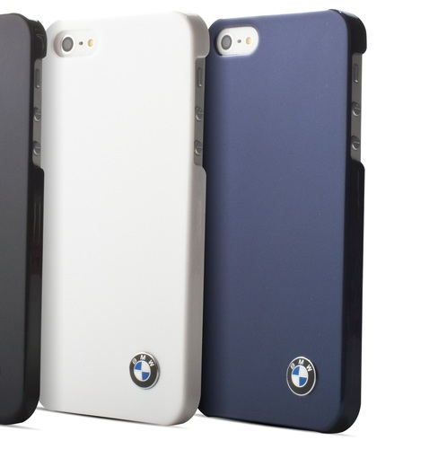 buy popular a4af5 bcd23 BMW White metallic case for Iphone 5