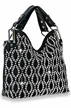 Bling Rhinestone Fashion Purse