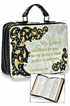 Bling Bible Cases with Scripture