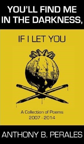 You'll Find Me In The Darkness If I Let You Chapbook by AB Perales