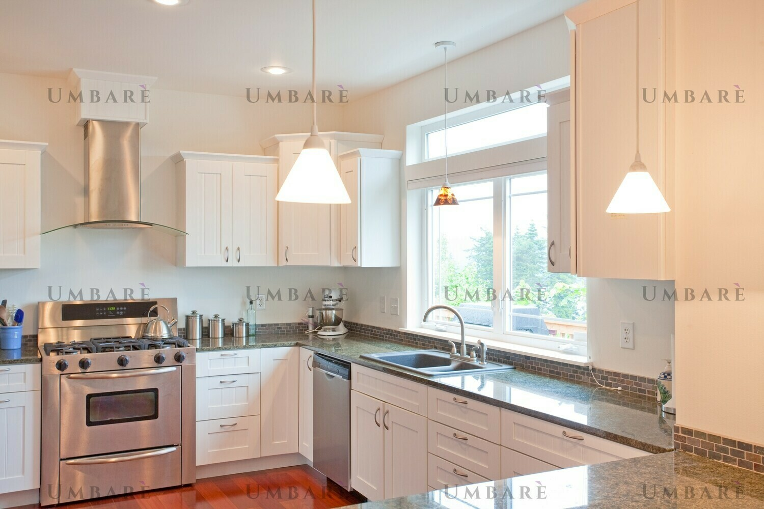 Umbarè Basics Kitchen Remodeling Package