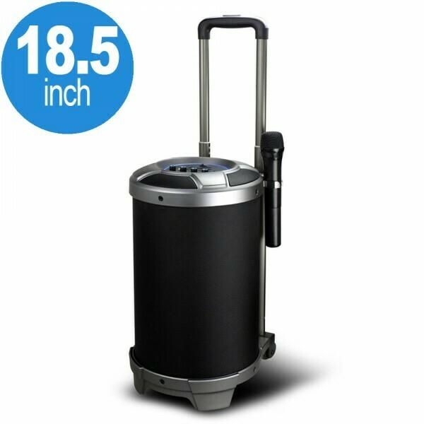 Loud Drum Style Bluetooth Speaker