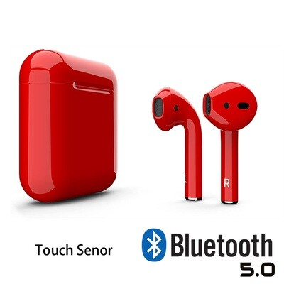 Bluetooth Touch Sensor Earbuds Pods w/Charger