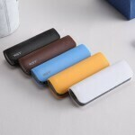 2600 mAh Ultra Compact Portable Charger External Battery Power Bank