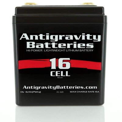 Antigravity AG-1601 Lithium Battery