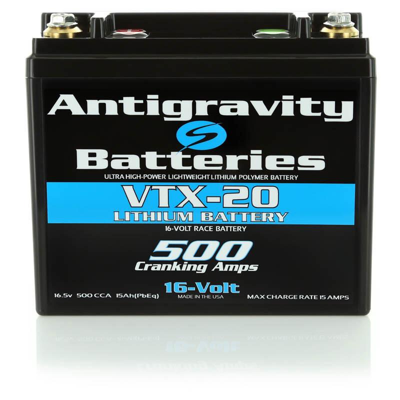 Antigravity VTX-20 Lithium 16V Battery