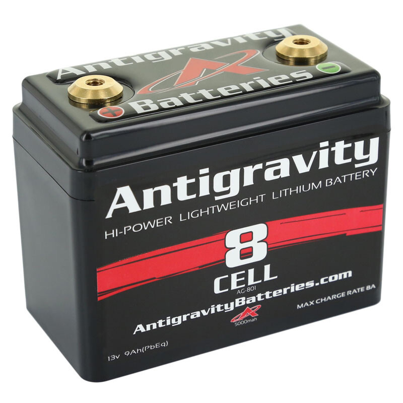 Antigravity 8 Cell Lithium Battery