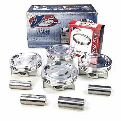 JE Piston Kit GSXR1000 01-13