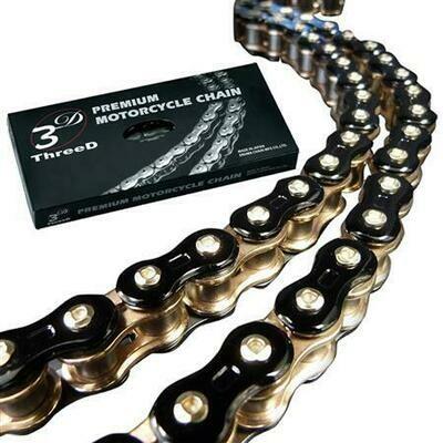EK 3D 530Z X-Ring Black/Gold