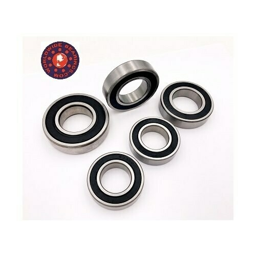 WWB Ceramic Wheel Bearing Kit Kawasaki ZX10 04-19