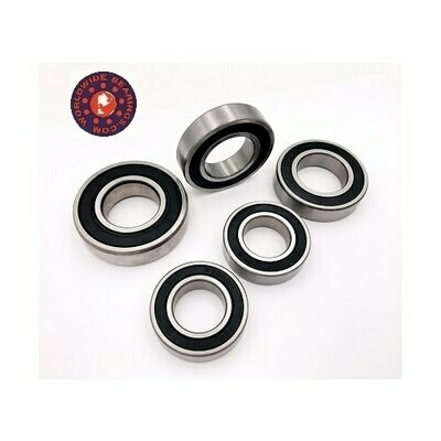 WWB Ceramic Wheel Bearing Kit Kawasaki ZX14 06-19