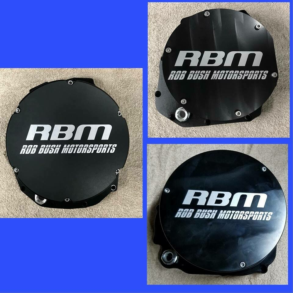 RBM Quick Access Clutch Covers