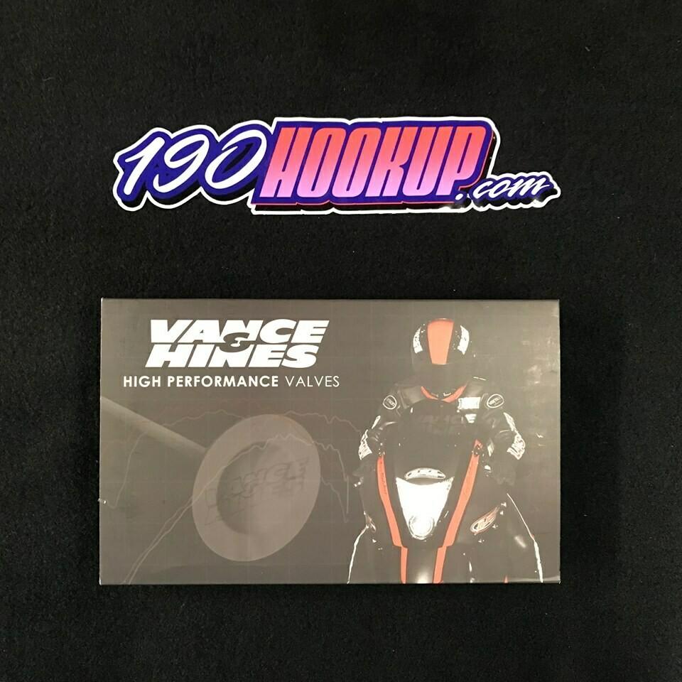 Vance & Hines Exhaust Valves 2009-2016 GSXR1000